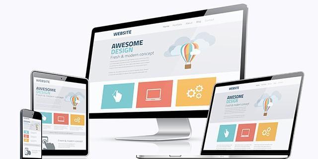 Thiết kế website công ty trọn gói